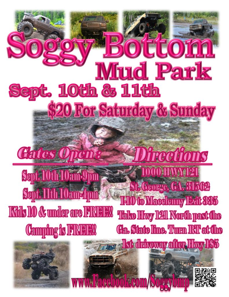 Our next event will be Sept. 10th & 11th